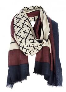 Tørklæde fra Malene Birger